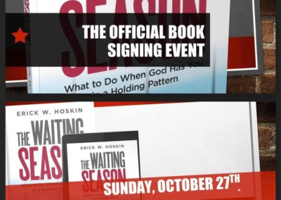 EWH Book Signing Event